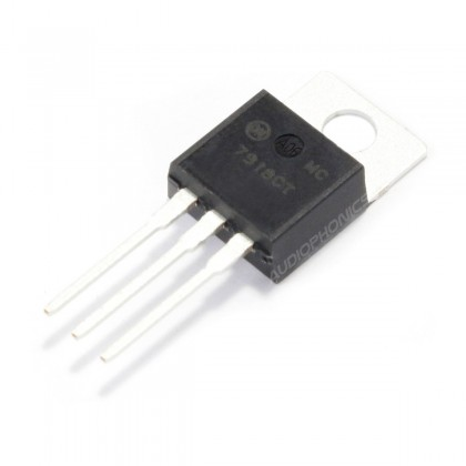 ON MC7918CTG Linear Voltage Regulator LDO -18V 1A (Unit)