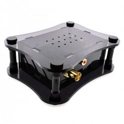 ALLO DIGIONE PLAYER Lecteur Réseau Raspberry Pi 4 B Interface Digitale DigiOne Volumio Pré-Installé Noir