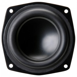 DAYTON AUDIO ND90-4 Haut-Parleur Large Bande 20W 4 Ohm 86dB 80Hz - 15kHz Ø8.9cm