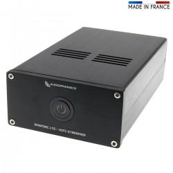 RaspDIGI LTE DigiOne digital network player Raspberry Pi & SPDIF