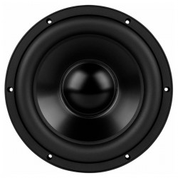 DAYTON AUDIO RSS210HO-4 Speaker Driver Subwoofer Aluminium 300W 4 Ohm 86dB 30Hz - 1500Hz Ø20.3cm
