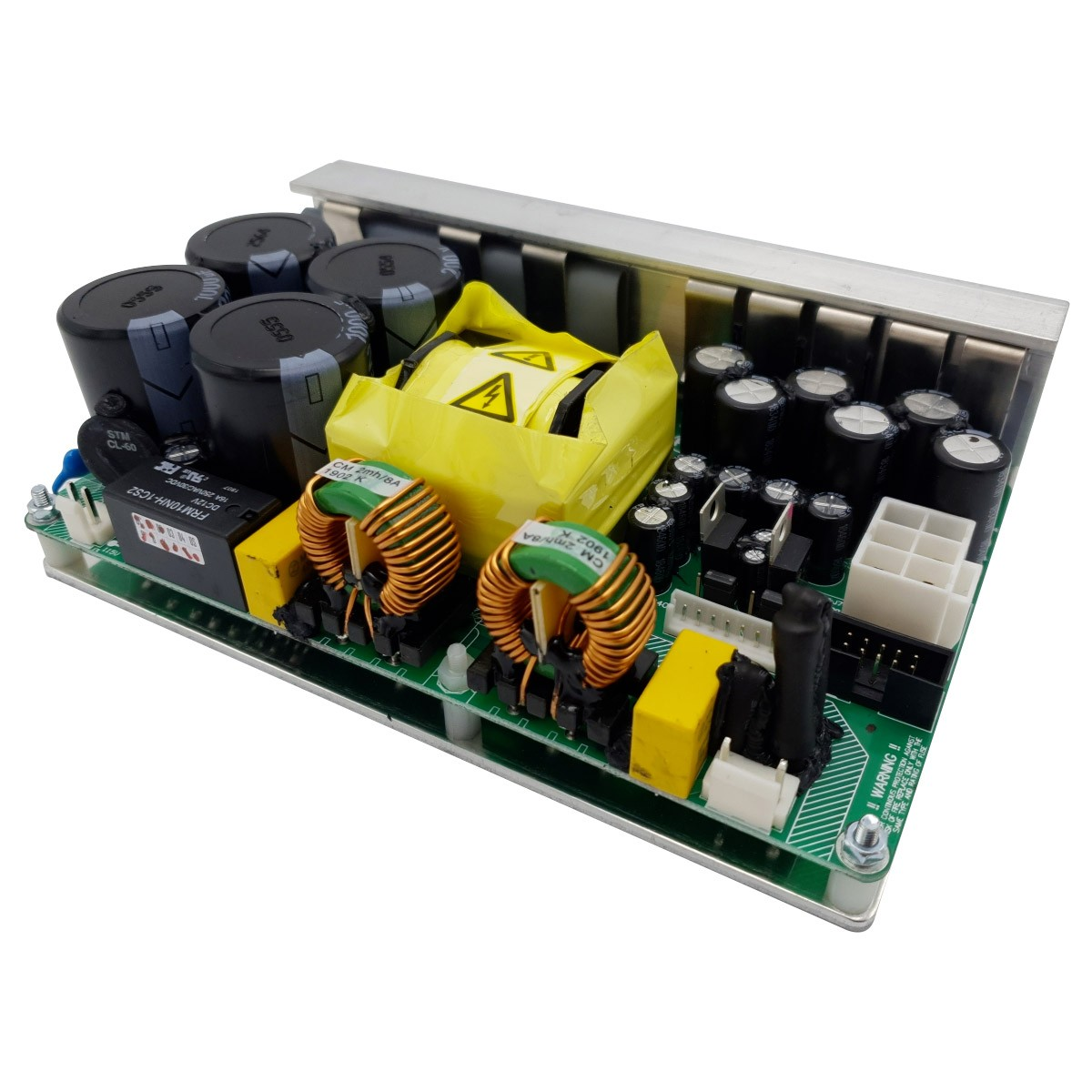 HYPEX SMPS1200A180 Switching Power Supply Module 1200W 2x46V