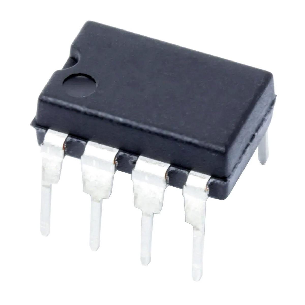 TI LM4562NA/NOPB Amplificateur Opérationnel AOP Double DIP8 (Unité)
