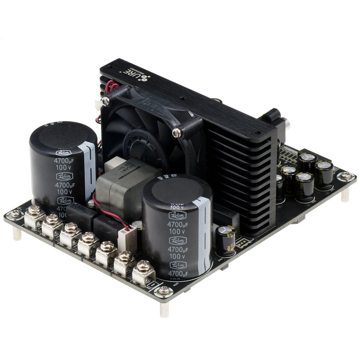 WONDOM AA-AB31491 Amplifier module mono Class D IRS2092 1x2500W / 2 Ohm