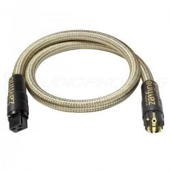1877PHONO OCC SILVER DART Câble Secteur Blindé Schuko IEC C19 3x5.26mm² 2.5m