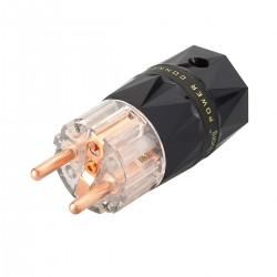 VIBORG VE503 Schuko Connector Industry Pure Copper Ø20mm