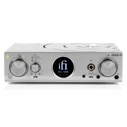 IFI AUDIO PRO iDSD DAC BitPerfect 4x Burr Brown 32bit 768kHz DSD1024