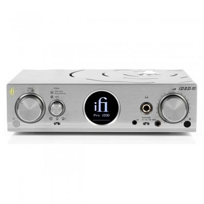 IFI AUDIO PRO iDSD DAC BitPerfect 4x Burr Brown 32bit 768kHz DSD1024