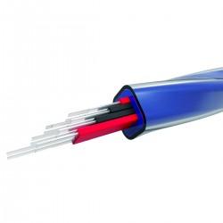 NEOTECH NEMOS-1080 Câble Haut-Parleur Argent Pur OCC 2.1mm² Ø12.5mm