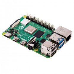RASPBERRY PI 4 MODÈLE B RAM 2Gb Micro HDMI Ethernet Gigabit WiFi Bluetooth 5.0 4x USB 1.5GHz