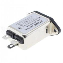 IEC C14 Socket Power Filter EMI / RFI 230V 10A