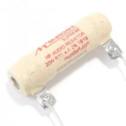 MUNDORF MRESIST SUPREME MRES20-0,47 Resistor 20W 0.47 Ohm