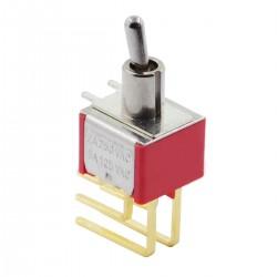 Interrupteur à bascule 2 pôle 2 positions 250V 2A