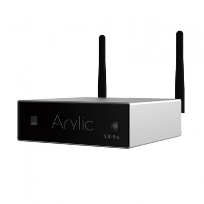 ARYLIC S50 PRO Préamplificateur Multiroom WiFi Bluetooth Apt-X HD