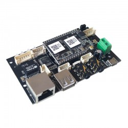 UP2STREAM PRO V2 Récepteur WiFi 2.4G Bluetooth 5.0 vers I2S Multiroom 24/192khz