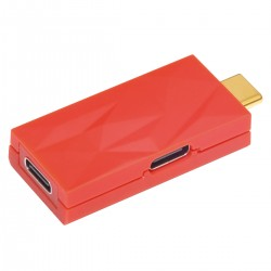 IFI AUDIO IDEFENDER+ Filtre Anti Boucle de Masse USB-C Femelle vers USB-C Mâle