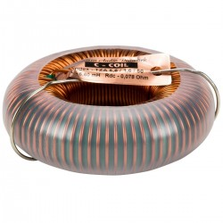 JANTZEN AUDIO C-COIL 4N Copper 12AWG Ø2mm 6mH
