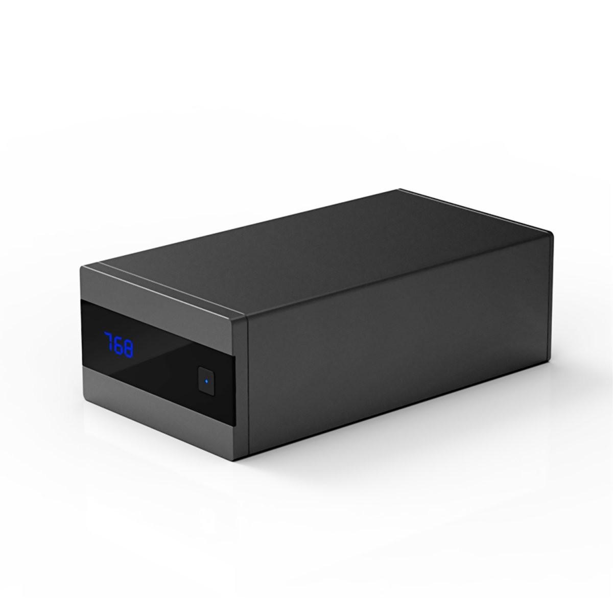 SMSL SANSKRIT 10Th MKII DAC 32bit / 768kHz DSD512 USB XMOS AK4493 Noir
