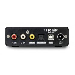 TOPPING E30 DAC AK4993 USB 32bit/768kHz DSD 512 XMOS Noir