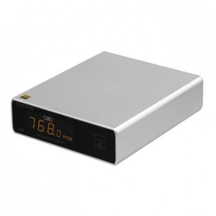 TOPPING E30 USB DAC AK4993 32bit/768kHz DSD 512 XMOS Black