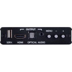 CYP CP-295NN Scaler Composite / S-Video / Optique vers HDMI avec sortie Audio Jack 3.5mm et Optique