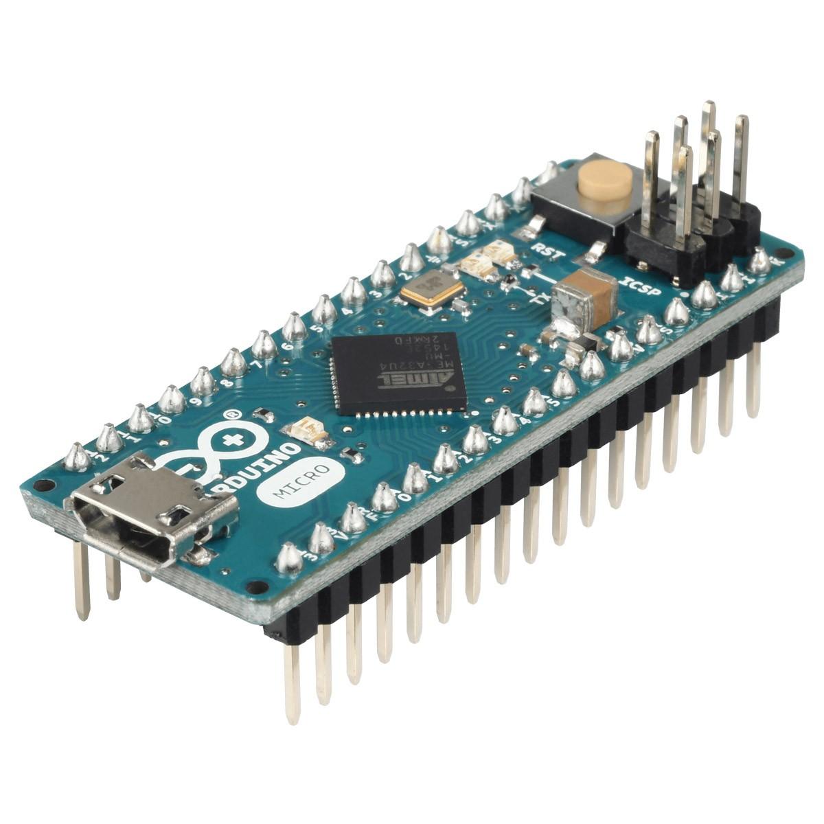 ARDUINO MICRO Microcontroller Board ATmega32U4 Micro USB I/O 20 Pins