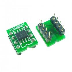 OPA1612 Dual OPA DIP8 (Unit)