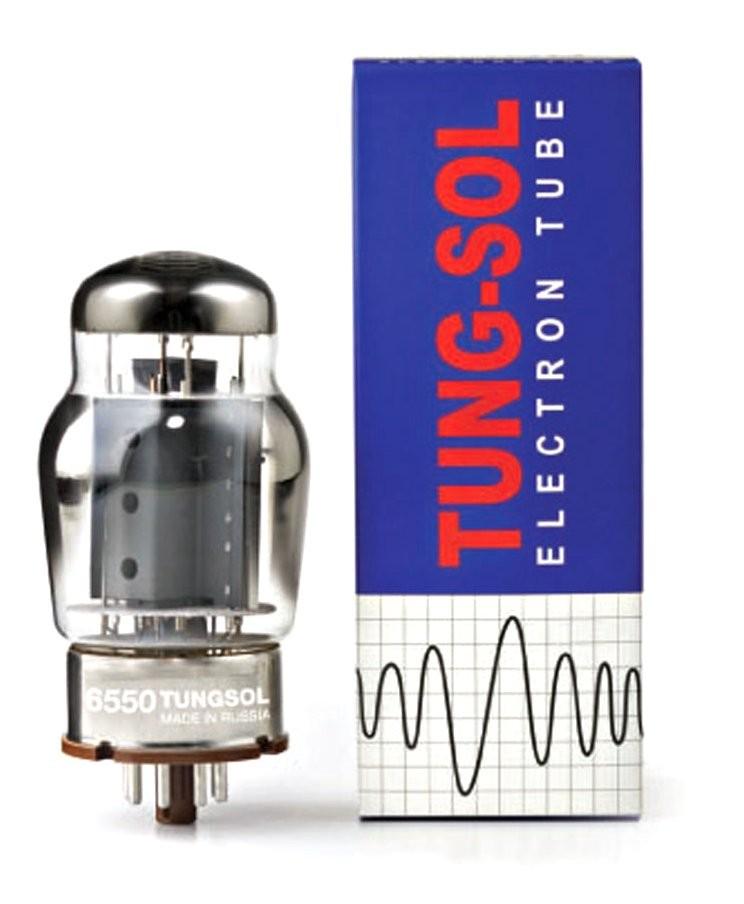 TUNG-SOL 6650 Tubes de Puissance Haute Qualité