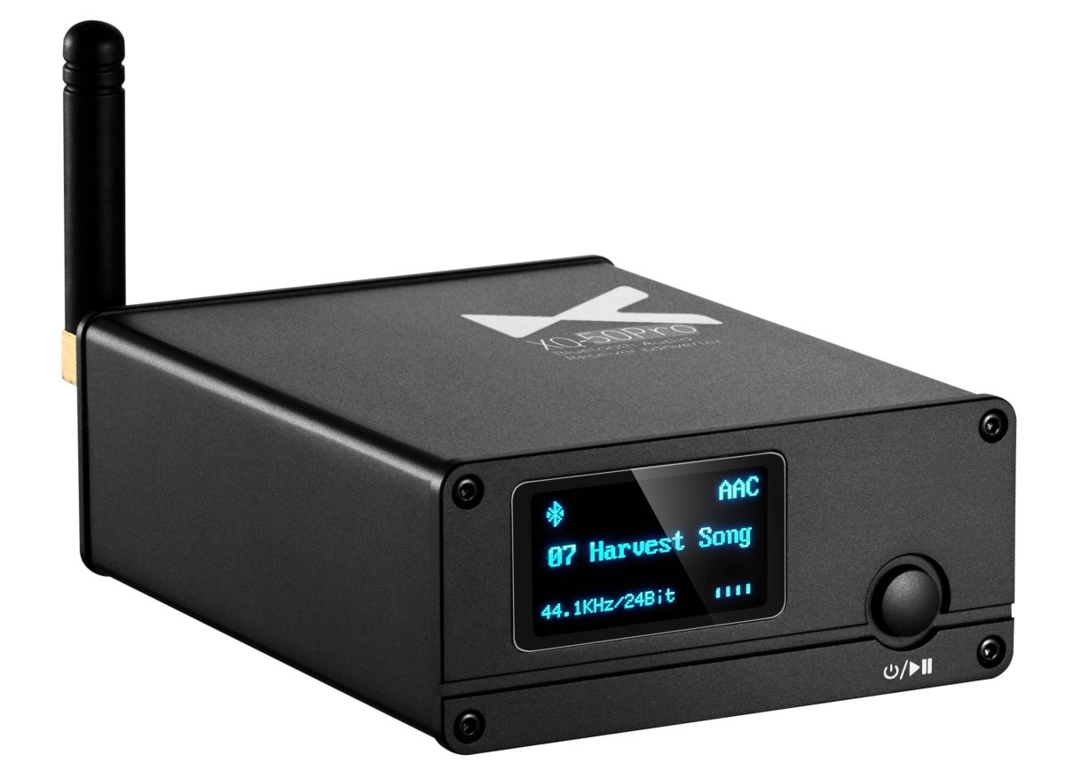 XDUOO XQ-50 PRO Récepteur Bluetooth 5.0 aptX HD CSR8675 DAC ES9018K2M