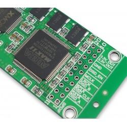 Interface Digitale XMOS U208 USB-B vers I2S SPDIF DSD512