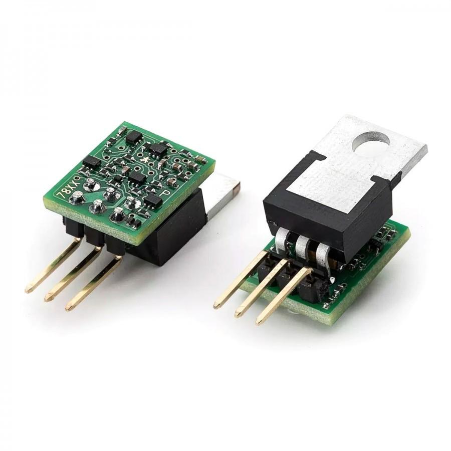 SPARKOS LABS SS1117 Discrete Voltage Regulator +24V