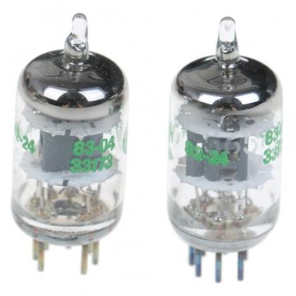 GE 5654 Tube pour Amplificateur / Préamplificateur (La paire)
