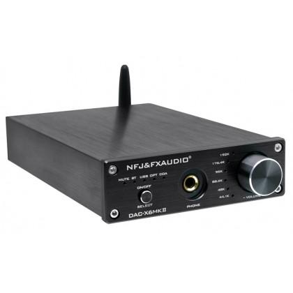 FX-AUDIO DAC-X6 MKII