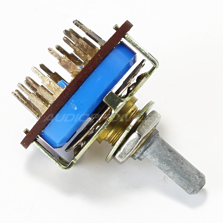 ALPS Selector 2x6 stereo positions