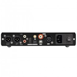 TOPPING D90 Balanced DAC AK4499 XMOS XU208 I2S 32bit 768kHz DSD512 Black