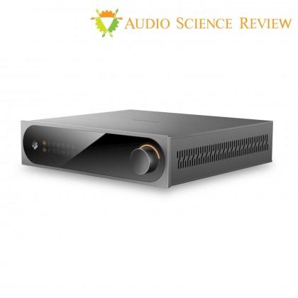 SONCOZ SGD1 DAC Dual ES9038Q2M 32bit 784 kHz DSD512 XMOS U208 Gray