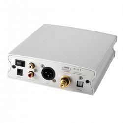 AUNE X5s 6ème Anniversaire Lecteur de Fichiers Audio Haute Définition 32bit 384kHz DSD256 CPLD Argent