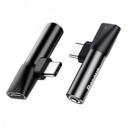Adaptateur OTG USB-C vers Jack 3.5mm Femelle