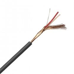 MOGAMI 3080 Câble numérique AES / EBU 110 Ohm 2x0.18mm² Ø5mm