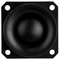 DAYTON AUDIO ND20FB-4 Speaker Driver Dome Tweeter Neodymium 15W 4 Ohm 90dB 3500Hz-25kHz Ø1.9cm