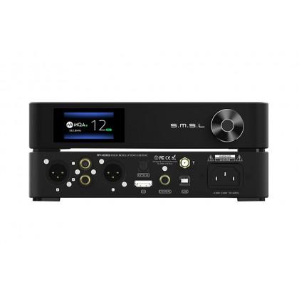 SMSL M400 DAC AK4499 Symétrique XMOS XU216 MQA 32bit 768kHz DSD512