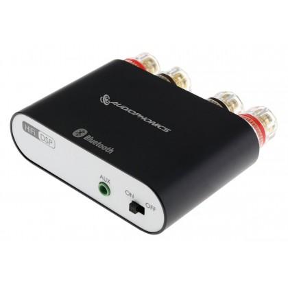 AUDIOPHONICS BT60DSP Amplificateur TPA3116 DAC USB HiFi Bluetooth 2x50W / 4 Ohm