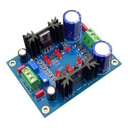 Regulated Linear Power Supply Module Dual LME49710 / MJE15032