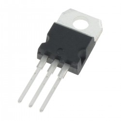 ON MC7815CTG Linear Voltage Regulator Fixed 15V 1A TO-220-3