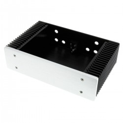 Boîtier DIY 100% Aluminium 260x166x70mm