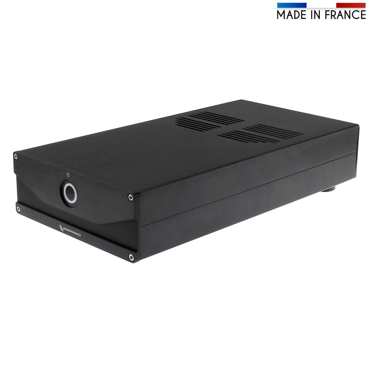 AUDIOPHONICS LPA-S400ET Class D Stereo Amplifier Purifi 2x400W 4 Ohm
