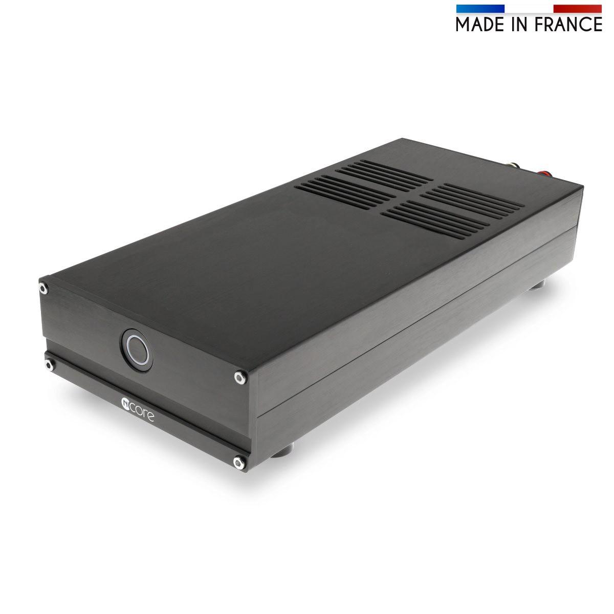 Audiophonics MPA-M400NC Class D Mono Amplifier NCore 1x400W 4 Ohm