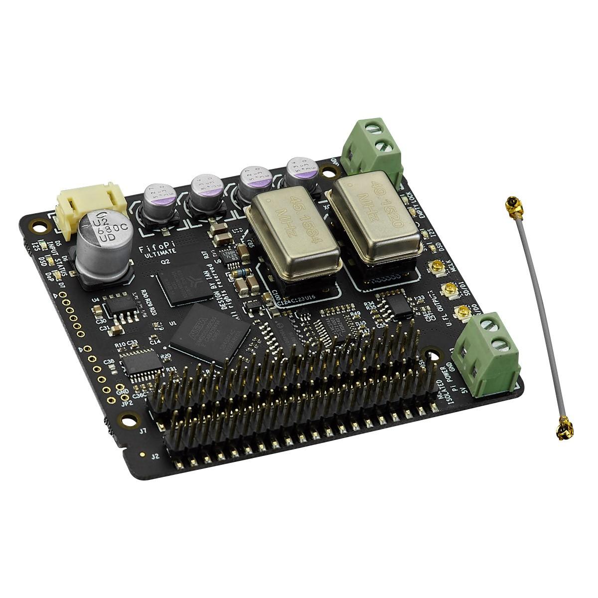 IAN CANADA FIFOPI Q2 ULTIMATE Module Reclocker FIFO PCM 32bit 768kHz DSD1024 DoP