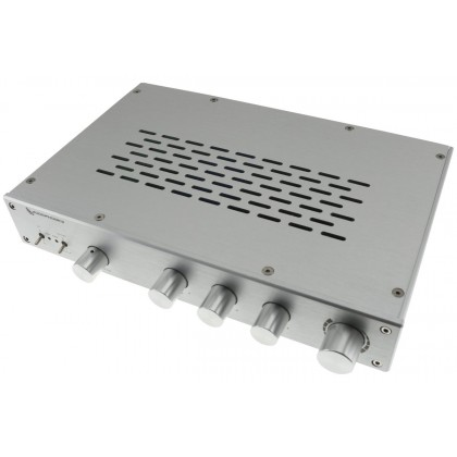 AUDIOPHONICS PRE-BD1404CH Preamplifier Volume Control Source Selector