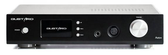 GUSTARD A20H DAC Full symétrique 2xAK4497 / Amplificateur casque XMOS PCM384 DSD264